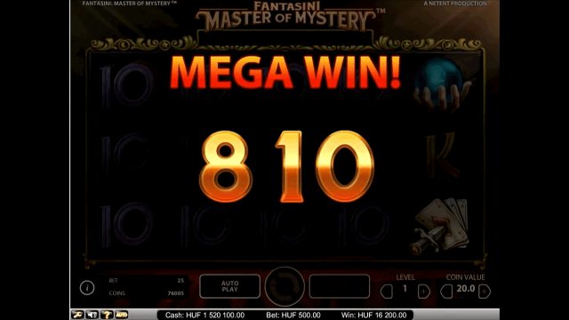 Fantasini: Master Of Mystery 5