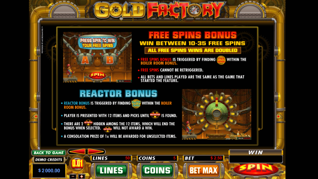 Gold Factory 3