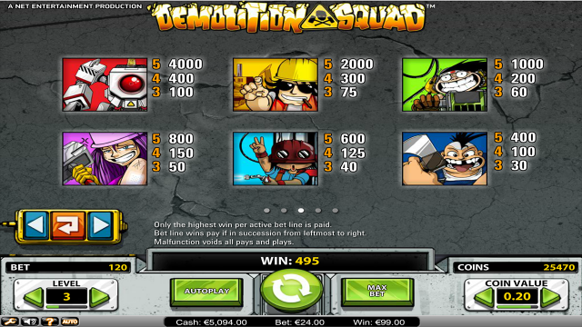 Demolition Squad 9