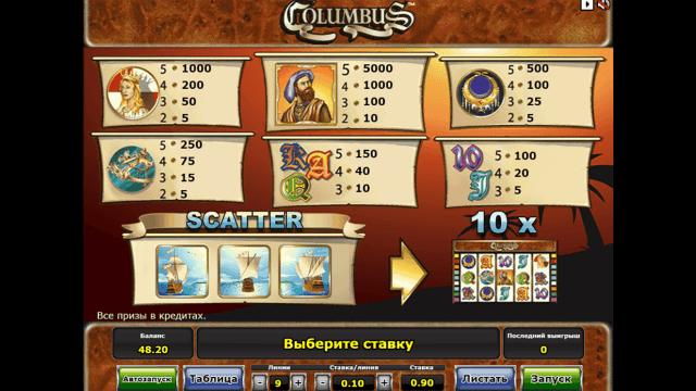 Columbus 1