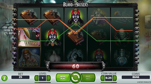Blood Suckers 4