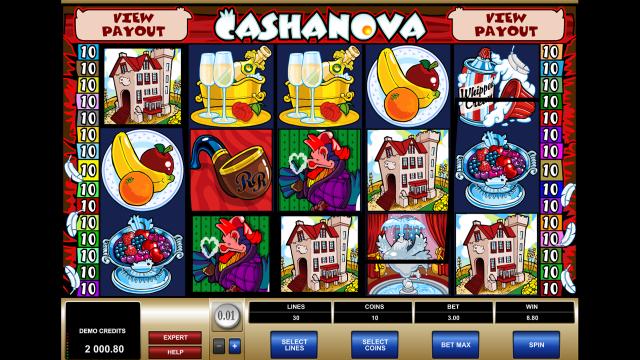 Cashanova 2
