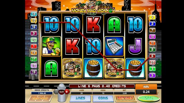 Money Mad Monkey 2
