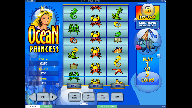 Ocean Princess 8