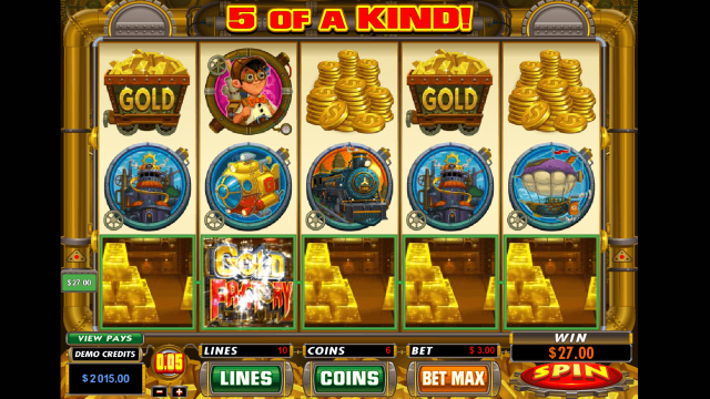 Gold Factory 6