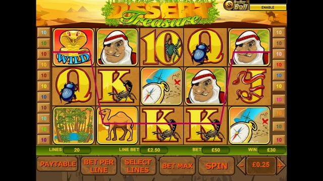Desert Treasure 9