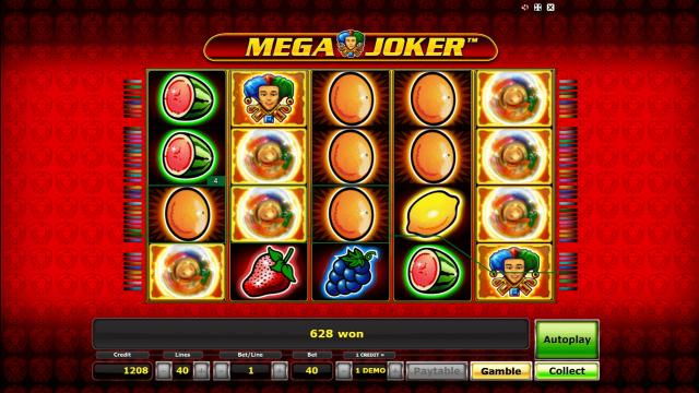 Mega Joker 10