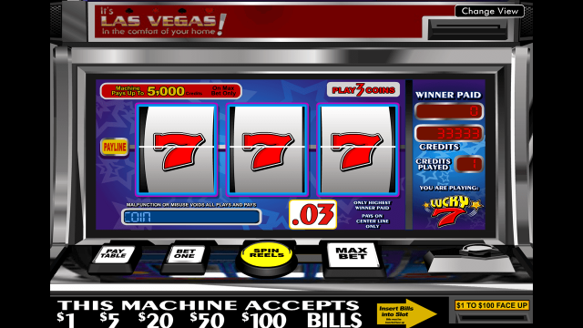 Lucky 7 3