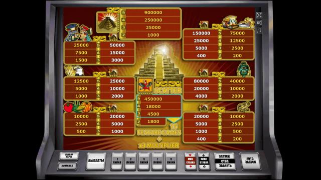 Aztec Treasure 2