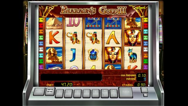 Pharaoh's Gold III 5