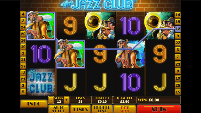 The Jazz Club 9