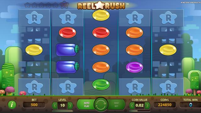 Reel Rush 4