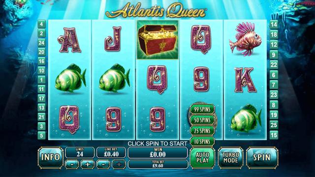 Atlantis Queen 3