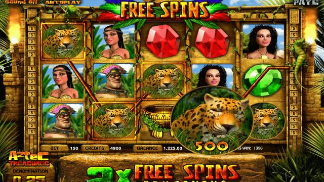 Aztec Treasures 3D 8