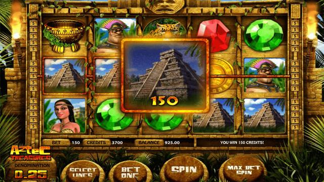 Aztec Treasures 3D 2