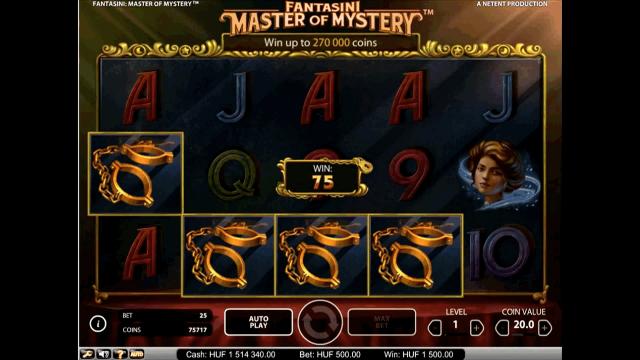 Fantasini: Master Of Mystery 8