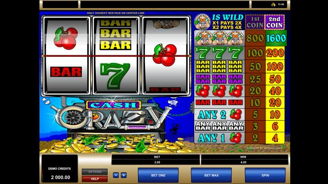 Cash Crazy 8