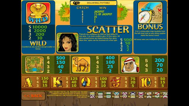 Desert Treasure 3