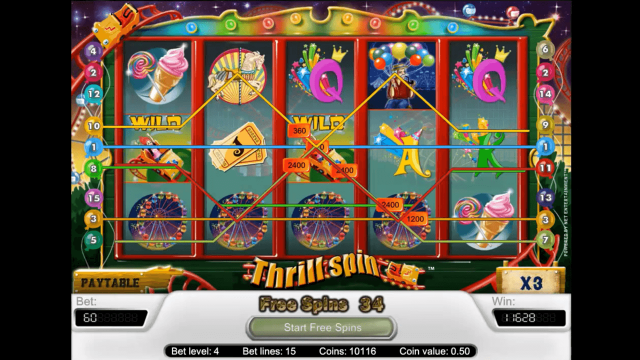Thrill Spin 4
