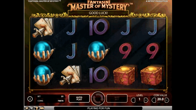 Fantasini: Master Of Mystery 10