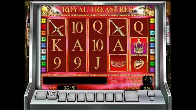 Royal Treasures 6
