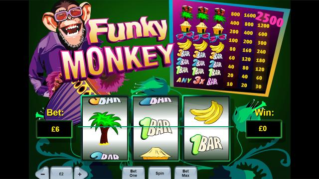 Funky Monkey 6