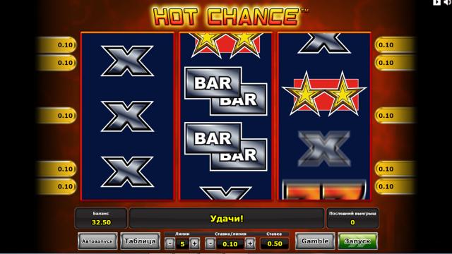 Hot Chance 10