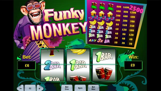 Funky Monkey 9