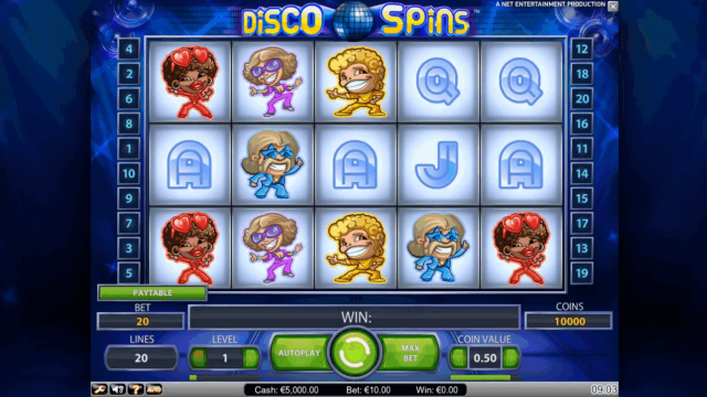 Disco Spins 9