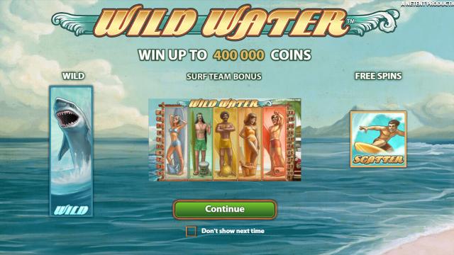 Wild Water 7