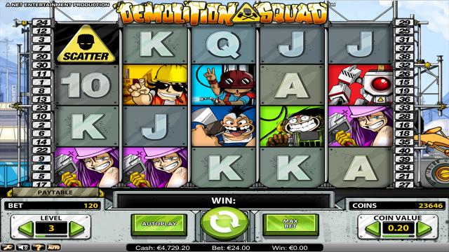 Demolition Squad 10