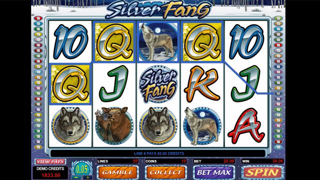 Silver Fang 10