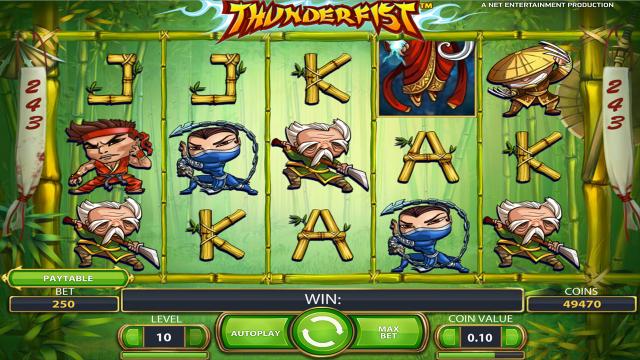 Thunderfist 10