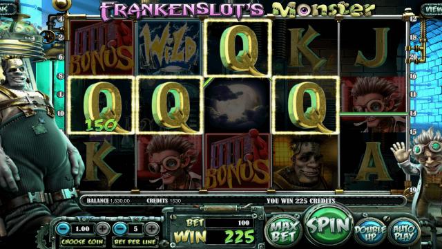 Frankenslot's Monster 8