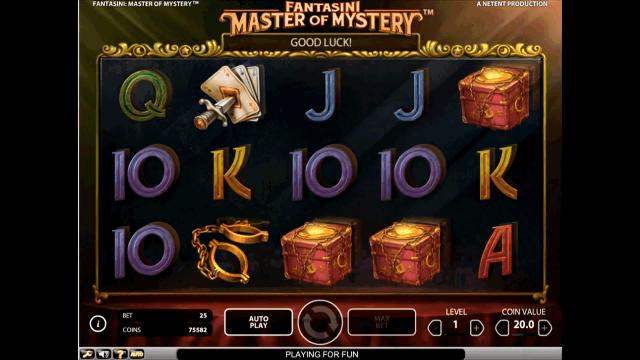 Fantasini: Master Of Mystery 7