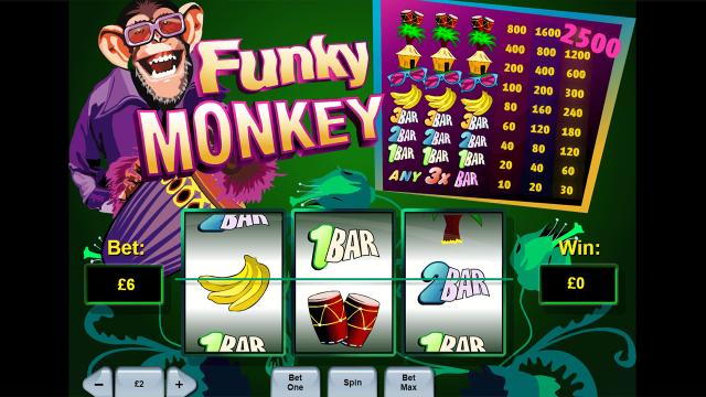 Funky Monkey 5