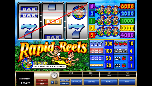Rapid Reels 9