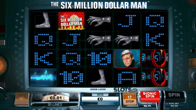 The Six Million Dollar Man 5