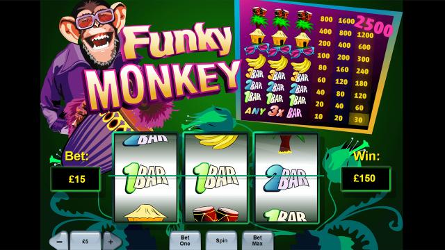 Funky Monkey 4