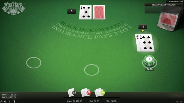 Blackjack Classic 1