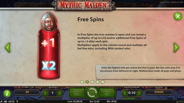 Mythic Maiden 2