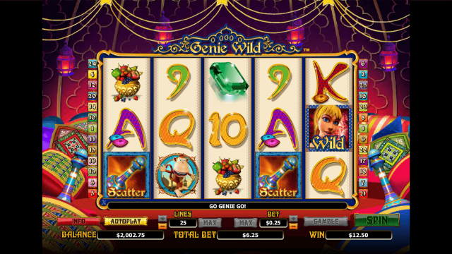 Genie Wild 6