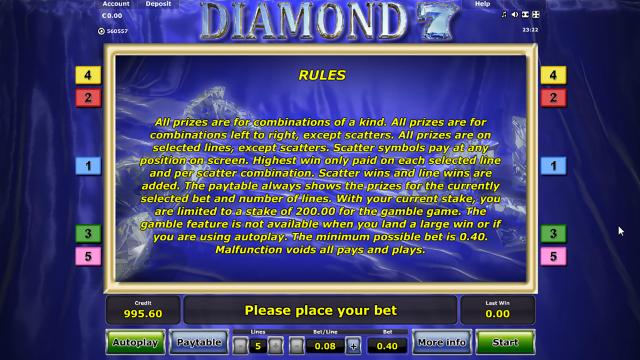 Diamond 7 6