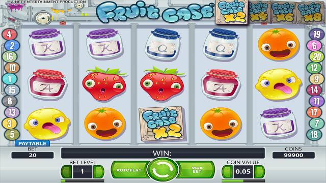 Fruit Case 9