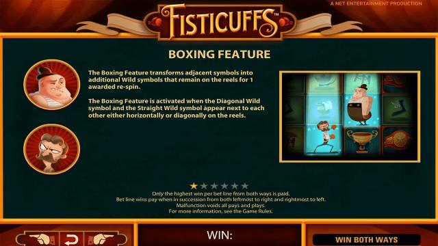 Fisticuffs 4