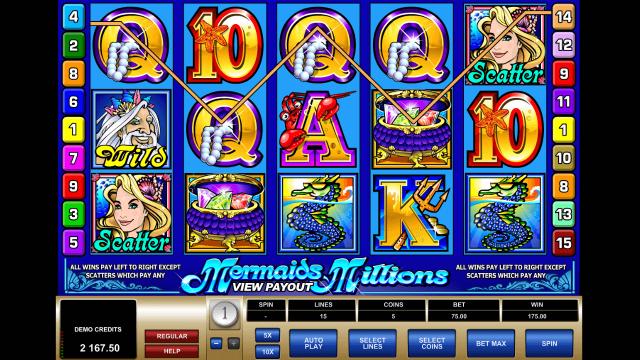 Mermaids Millions 5