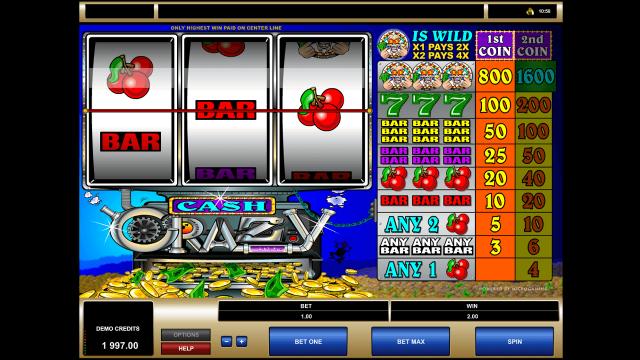 Cash Crazy 3
