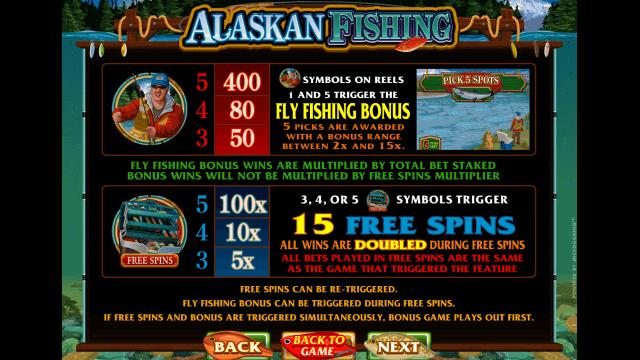 Alaskan Fishing 1