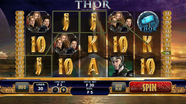 Thor: The Mighty Avenger 2