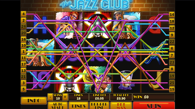 The Jazz Club 8